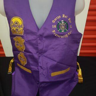 QPP Cloth Vest