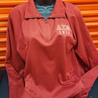 DST 1/4 Zip Fleece Sweatshirt