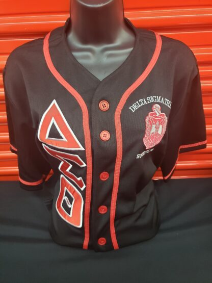DST Baseball Jersey