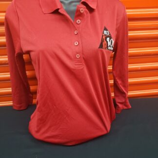 DST 1/4 Sleeve Polo