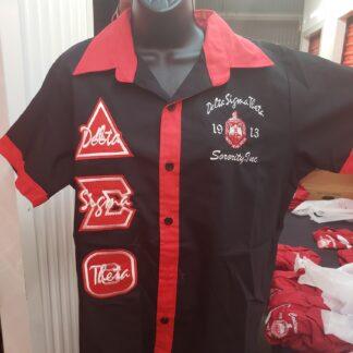 DST Walking / Bowler Style Shirt