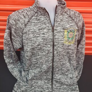 QPP Full Zip Fleece Life Member