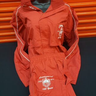 DST Raincoat