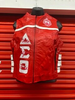 DST Motorcycle Vest