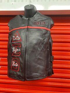DST Motorcycle Vest