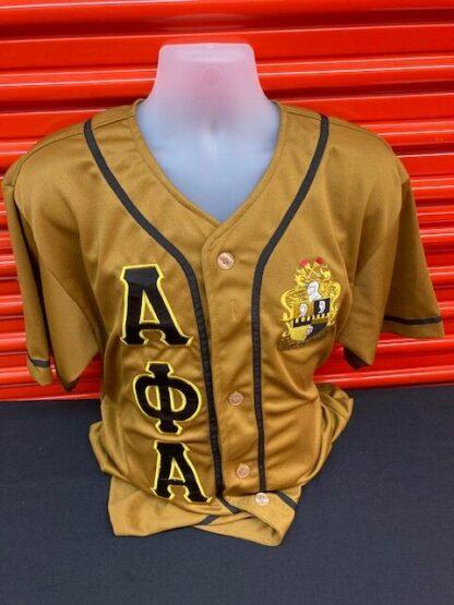 APA Baseball Jersey