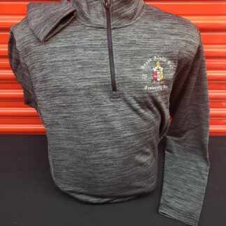 KAP Honeycomb 1/4 Zip Fleece