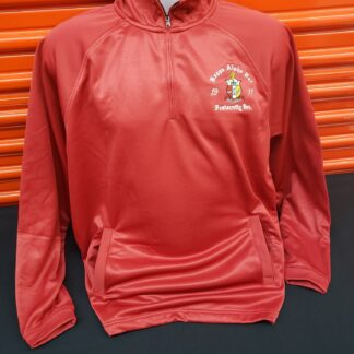 KAP 1/4 Zip Fleece