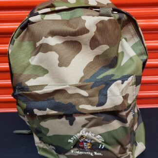 KAP Camo Backpack