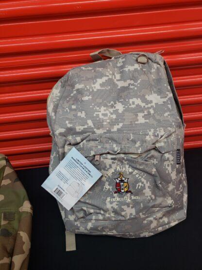 KAP Digital Camo Backpack