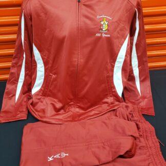 KAP Crescent Tricoat Jacket/ Pants Suit